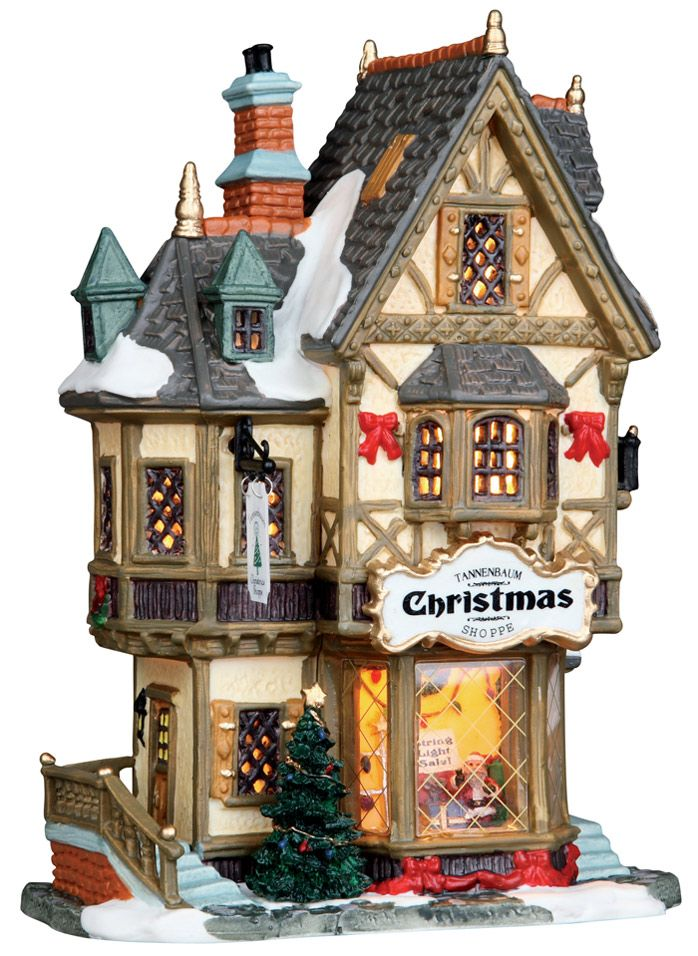 279 best Christmas village (Lemax) to add to my collection images ...