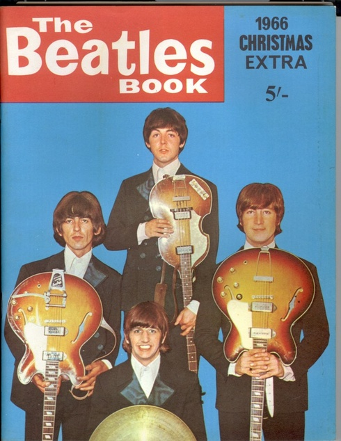the Beatles book 1966 Christmas extra