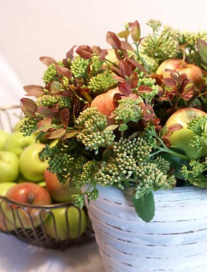 höstdekoration : Skicka Blommor med Blomsterbud + Blomsterkurs ...
