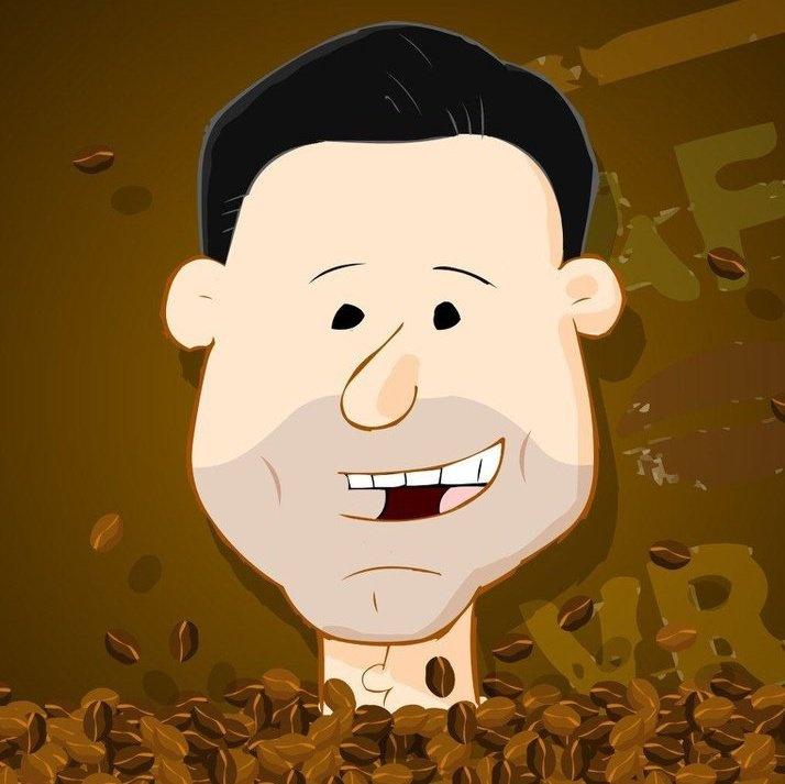 Bruno Lamarche en avatar    Crédit: @Yan Theriault - Babillard du Fb de Bruno Lamarche
