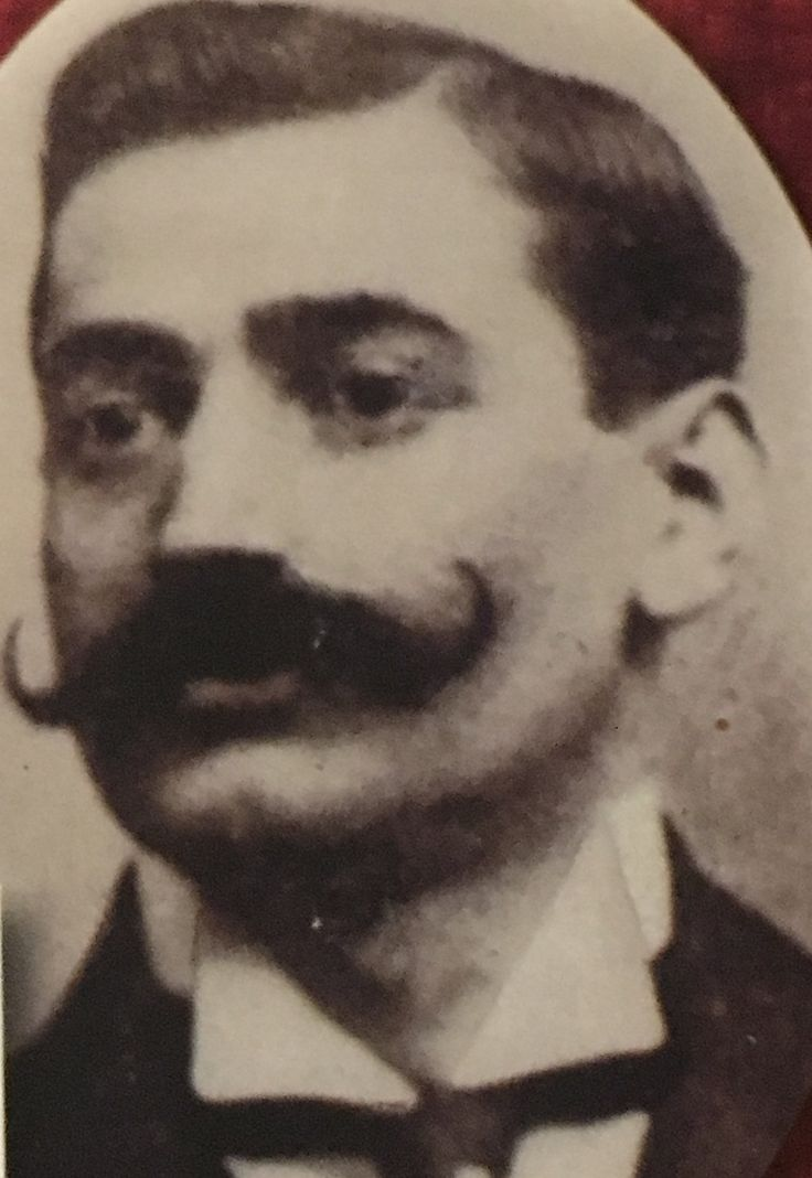 Vincent Gigante's grandfather Pasquale, who killed himself after being extorted by the black hand in Naples.