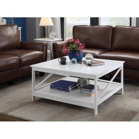 white living room tables. Convenience Concepts Oxford 36  Square Coffee Table Mutliple Colors 15 best Mom s images on Pinterest coffee