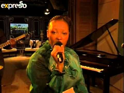 Sibongile interview and performance(7.6.2013)