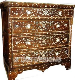 Mother Of Pearl Inlay Furniture