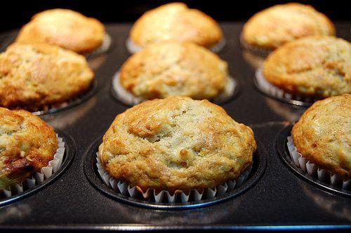 #GlutenFree Banana muffins