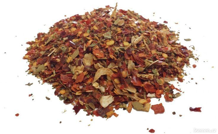 Piri Piri seasoning  Směs koření, bylinek a chilli v portugalském stylu pro marinády a do omáček.  Pálivost 7 z 10 ti. (takže vyšší pálivost :o)))  Přidává se do smažených kuřecích prsíček ale i do podmáslí, nebo ho můžete použít jako náplně marinád…