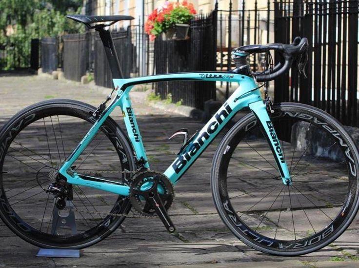 Bianchi Oltre Xr4 🚲💥☄️ Credit Slimcyclr Bike Road