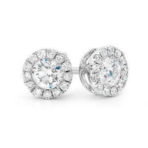Diamond Cluster Studs - Diamonds International Brisbane 1000985 #LoveDI #DiamondJewellery #BrisbaneJeweller #DiamondsInternationalBris #diamonds #diamondStuds