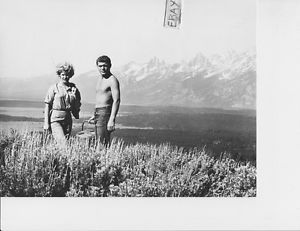 James MacArthur barechested Mimsy Farmer VINTAGE Photo Spencer& ...