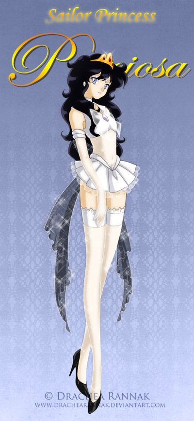 Sailor princess: Preciosa by Drachea Rannak. Fan-art fomr the movie 'Ico, The Brave Horse'