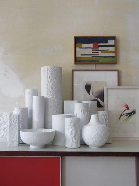 Rosenthal Studio Linie Porcelaine vases collection - www.capperidicasa.com