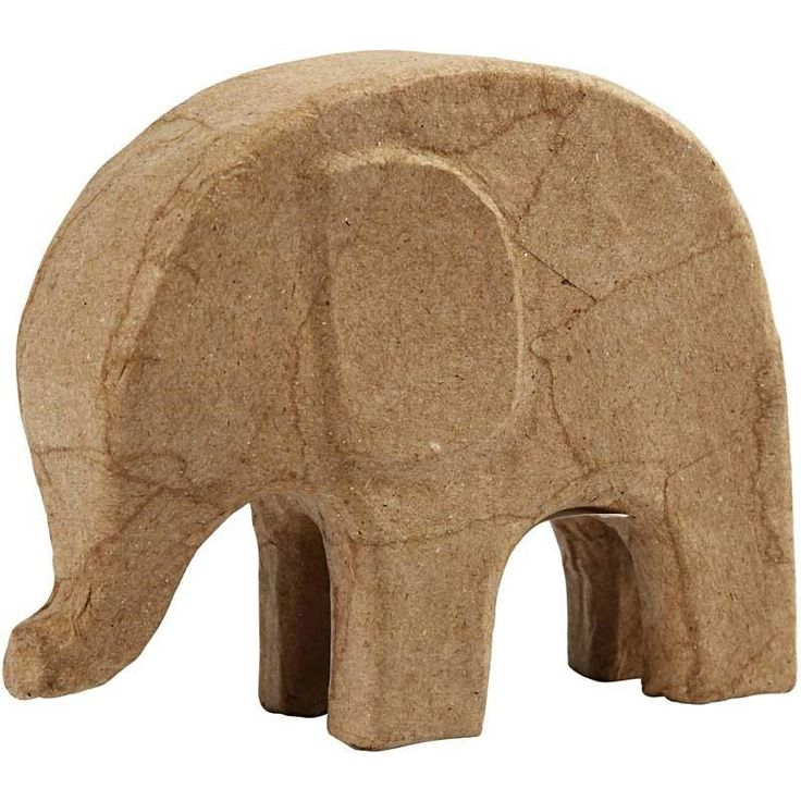 Elefant, 14 cm, 1 stk.