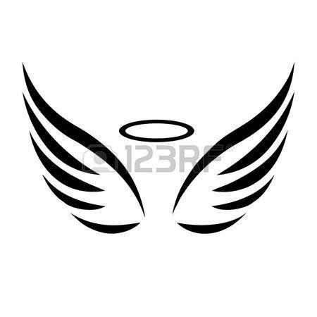 44221632-disegno-vettoriale-di-ali-d-angelo-su-sfondo-bianco.jpg (350×350)