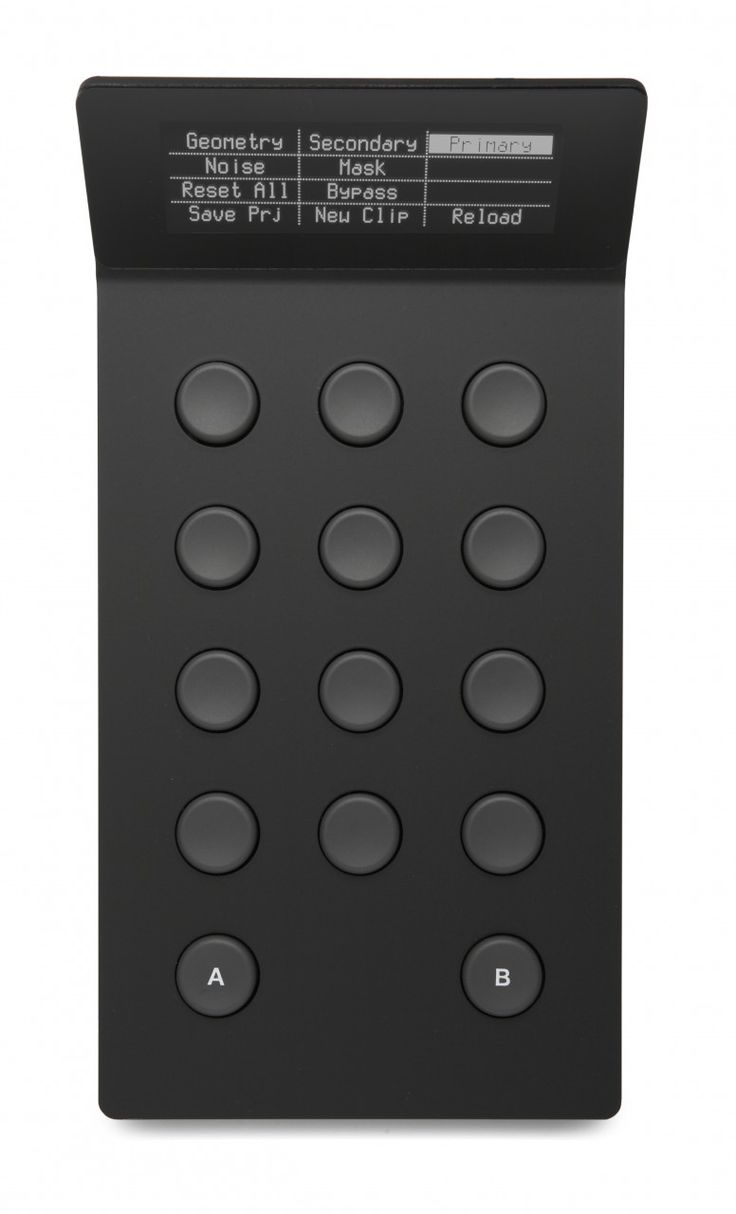 Element-Bt: Button Panel
