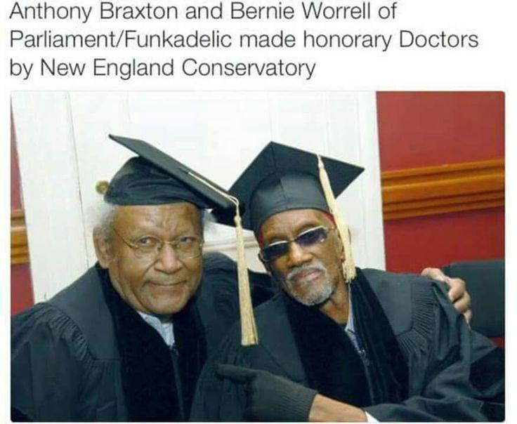 Dr. Anthony Braxton & Dr. Bernie Worrell