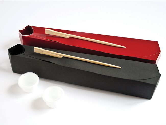 Fune Sushi Takeaway (Concept) on Packaging of the World - Creative Package Design Gallery