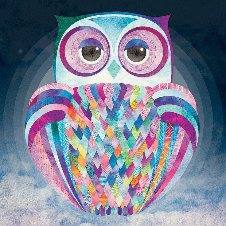 'Luna' by Shanti Sparrow I love birds-especially Owls, and Luna is part of my screen name.