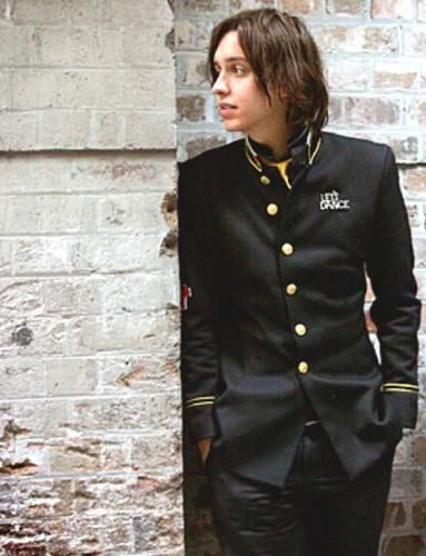 Julian Casablancas Military Jacket