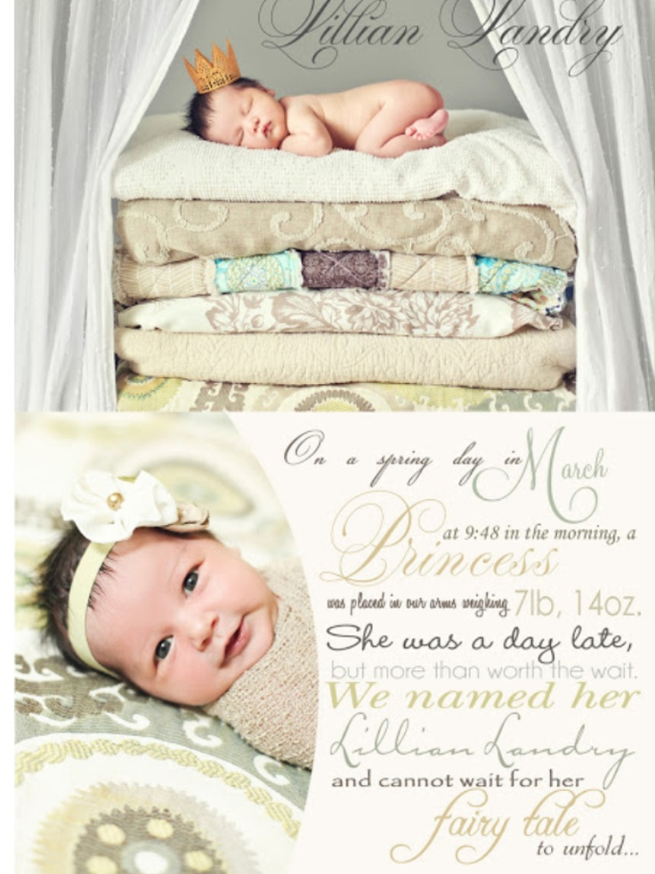 78 images about baby – Times Herald Record Birth Announcements