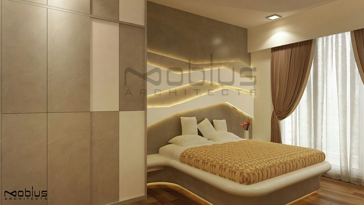 #MobiusArchitects #Rhythm #mumbaiinteriordesigners #mumbaidiaries #bedroom #Define Pattern #ideas #white