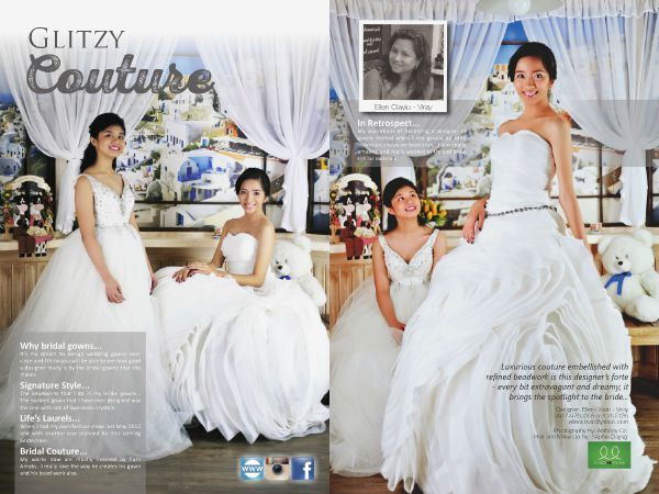 Here's a sneak peek to the best work of Ellen Clavio- Viray Bridal Shop. FLIP through the Pages of the WEDDING DIGEST LUXE FOR LESS, the Revised Edition. It is converted  into a digital format with updated contents  available for FREE BROWSING at  www.weddingdigest.com.ph.  #WeddingDigestPh #emagazine #LuxeforLess #weddings #iloveweddings #designer  #weddingigown #ellenclavioviraybridalshop
