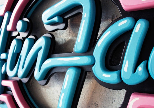 YES WE'RE OPEN PROJECT by Jimmy Petitet, via Behance