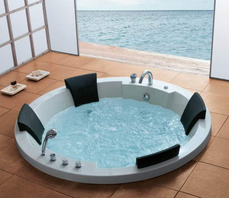 142 best Spa bath images on Pinterest | Hot tubs, Spa baths and ...