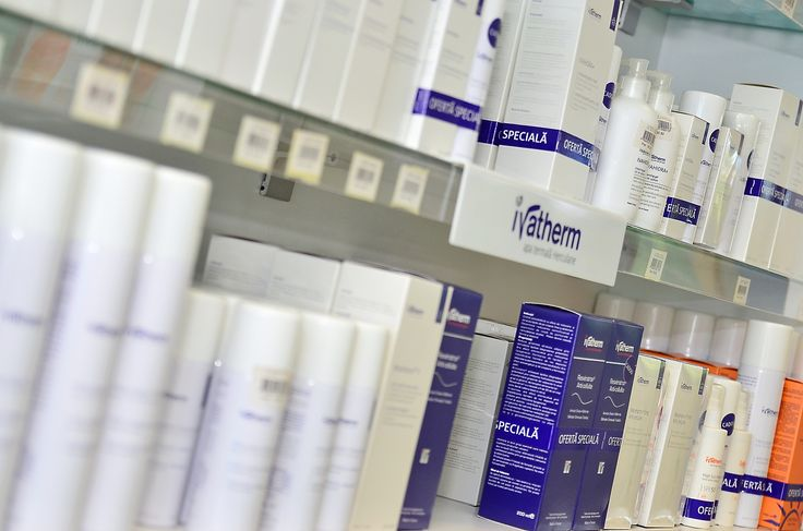 #ivatherm in pharmacies #testing #thermalwater #farmaciatei #herculanethermalwater #beauty #dermatocosmetics
