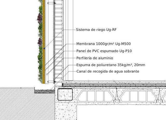 pin by susana caldas lemaitre on jardin vertical pinterest. Black Bedroom Furniture Sets. Home Design Ideas