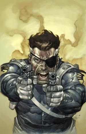 Nick Fury | Nick-Fury
