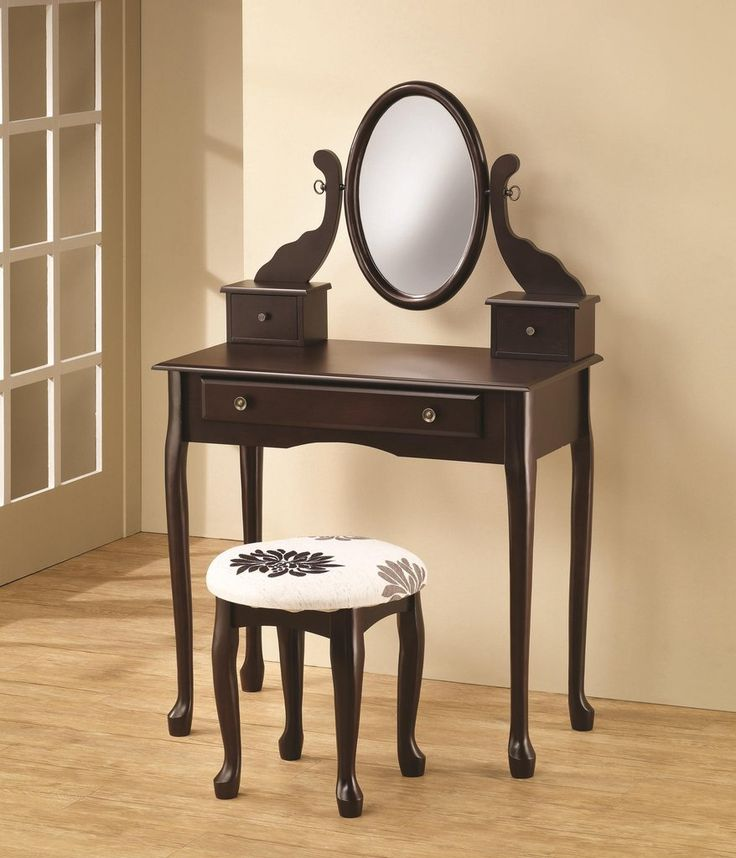 Best  Makeup Vanity Set Ideas On Pinterest Makeup Vanity - Mirrored makeup vanity set