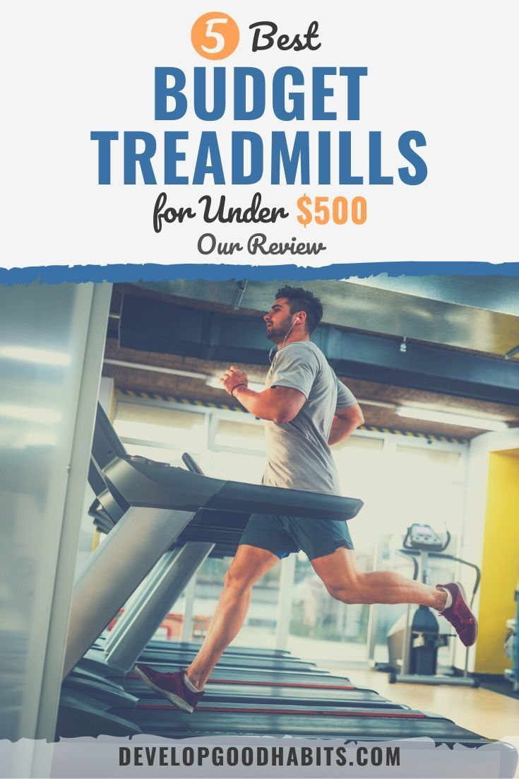 5 Best Budget Treadmills For Under 500 In 2020 In 2020 With