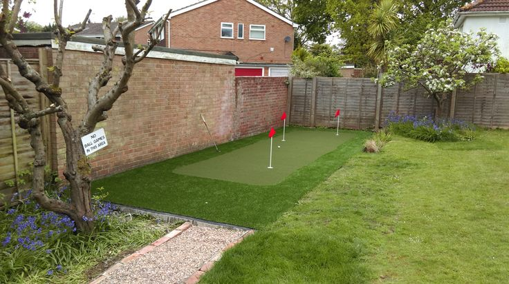 Putting Green in a Day - Trulawn