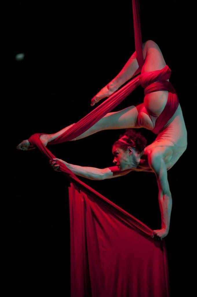 "aerial silks - on my ""dance"" bucket list"