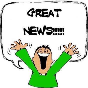 When I get Good News