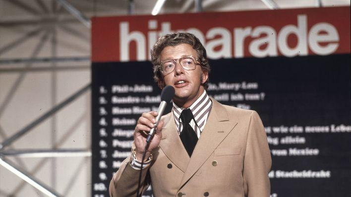 Dieter Thomas Heck Eigentlich Carl Dieter Heckscher 29 Dezember 1937 In Flensburg 23 August 2 Dieter Thomas Heck Schlagersangerin Deutsche Moderatorin
