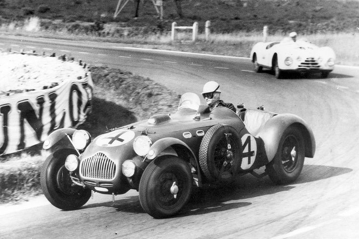 1950 allard 3rd place le mans british allards were powered by cadillac engines czech skoda is. Black Bedroom Furniture Sets. Home Design Ideas