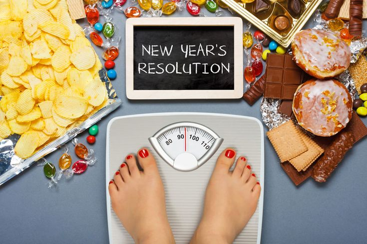 Choose New Year Resolutions for a Healthier and Fitter 2018 | HealthComU