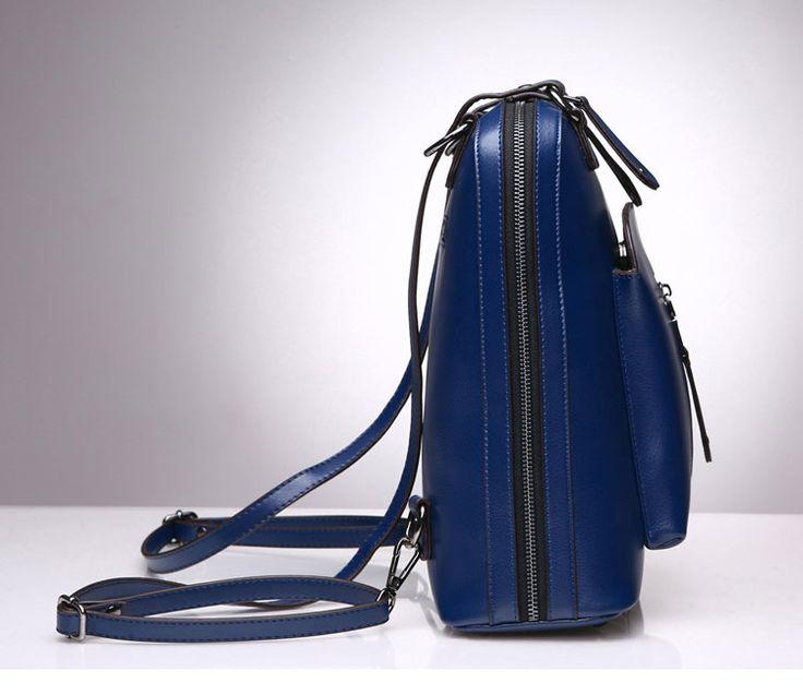 ZZM Venta de mochilas de cuero de moda para la Universidad mochila escolares economicas mujer online [SD91035] - €62.70 : bzbolsos.com, comprar bolsos online