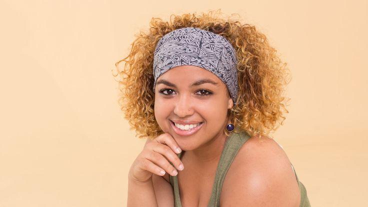 how to wear cute headbands