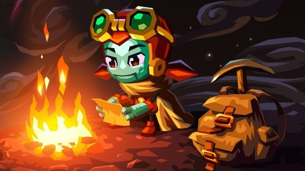 """Image & Form talks Steamworld Dig 2's body proportions procedural generation & going big   The following comes from a Dtoid interview with Image and Form's Marco Podda...  """"This was the game [Dig 2] that everyone wanted to work on. The original means so much to us and there is so much we still wanted to do with it that we didn't have the chance to before.  The big head little body proportions are important for Dig 2 as they allow the character to be the exact same size as the blocks of dirt…"""
