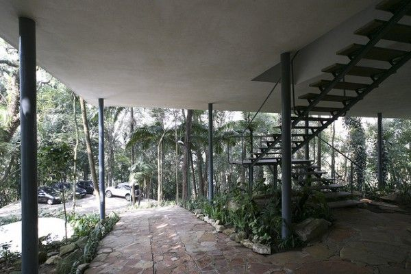 Casa de vidro – Lina Bo Bardi » projetoBLOG