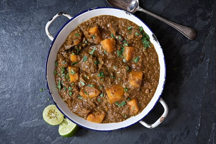 recipes hairy bikers chicken curry