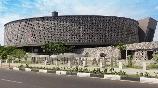 Museum Tsunami Aceh - Punya Indonesia
