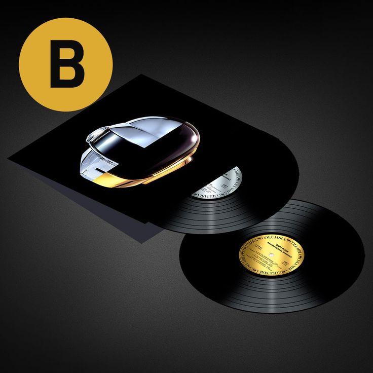 "Daft Punk ""Random Access Memories - Deluxe Box Set Edition"" @ Tienda Daft Punk $275"