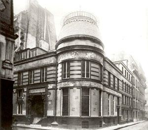H tel bing en 1895 maison de l 39 art nouveau wikipedia 1890s pinter - Maison de l art nouveau ...