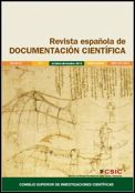 REDC Revista española de documentación científica  del CSIC - Publica artículos originales de investigación experimental o teórica,
