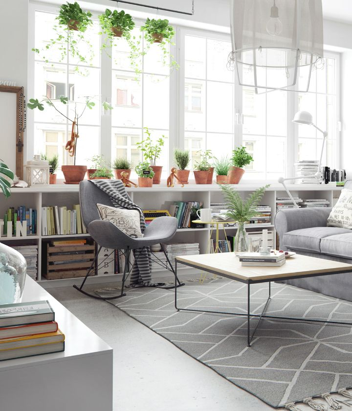 apartment with nordic style interior design 3