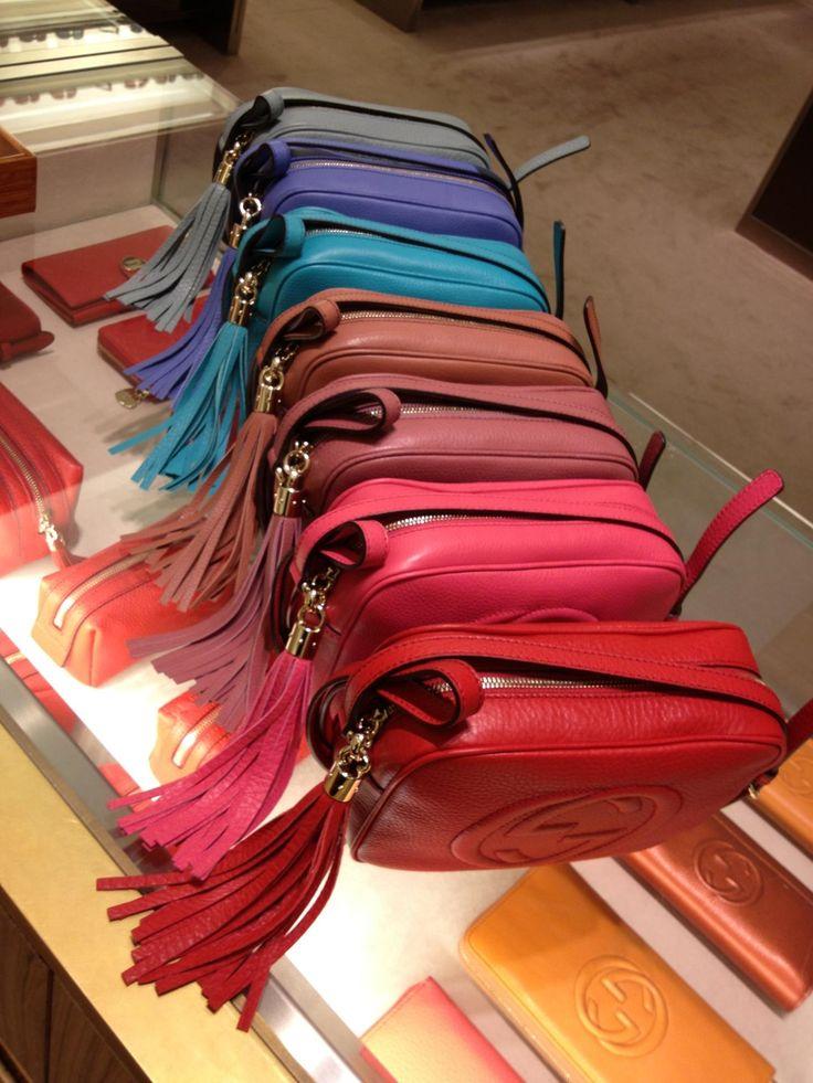 Gucci Disco Bags