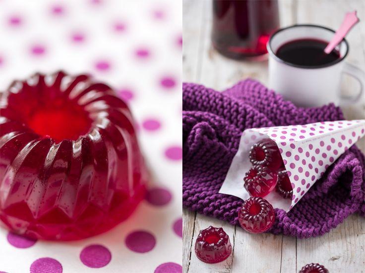 Geschenkidee zu Nikolaus | woont - love your home.              Lecker fruchtgummi